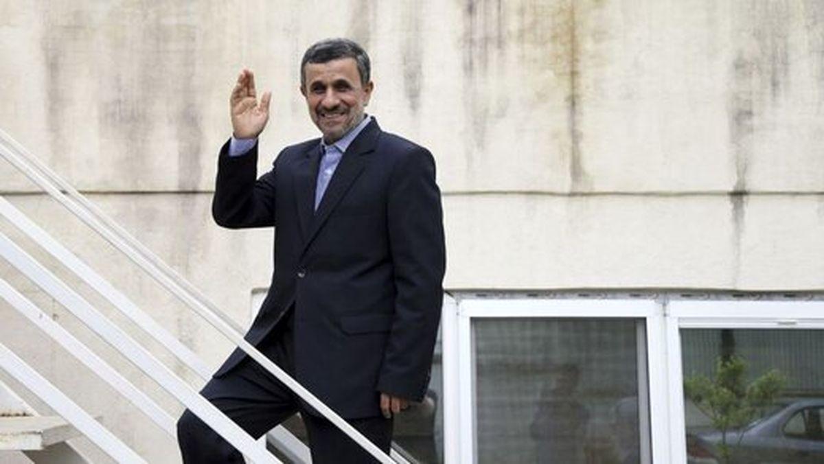 ادعای احمدینژاد درباره میرحسین موسوی