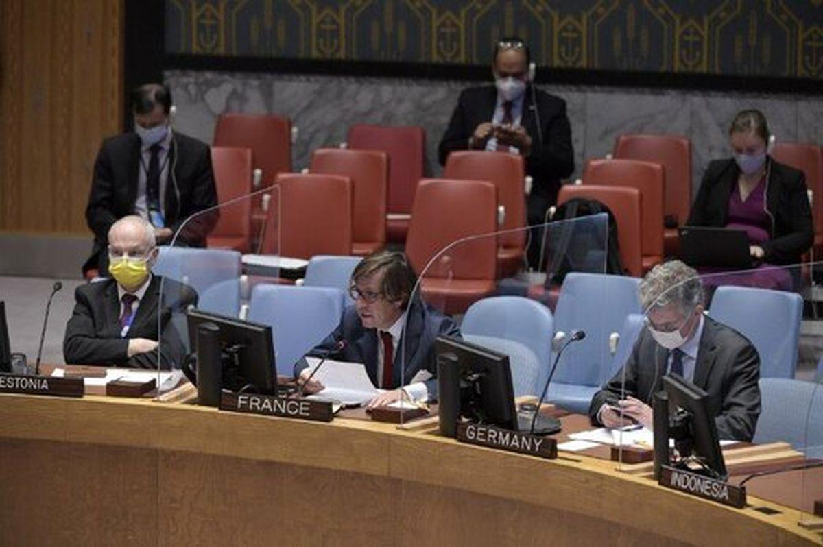 درخواست فرانسه از کشورها درباره قطعنامه ۲۲۳۱