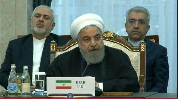 روحانی:آمریکا به تهدیدی جدی برای ثبات منطقه و جهان تبدیل شده است