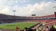 درخواست نیروی انتظامی از طرفداران پرسپولیس؛ ظرفیت ورزشگاه آزادی تکمیل شد(عکس)