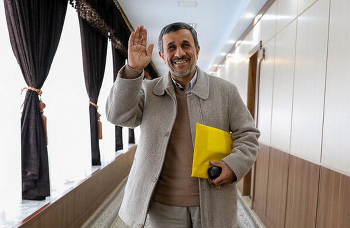 واکنش احمدینژاد به احتمال ردصلاحیت شدنش از سوی شورای نگهبان