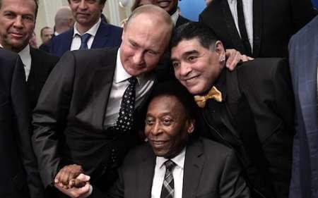 آمدن پله به روسیه در هالهای از ابهام قرار گرفت