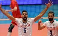 فیلم/ خلاصه والیبال ایران 3 - روسیه 0