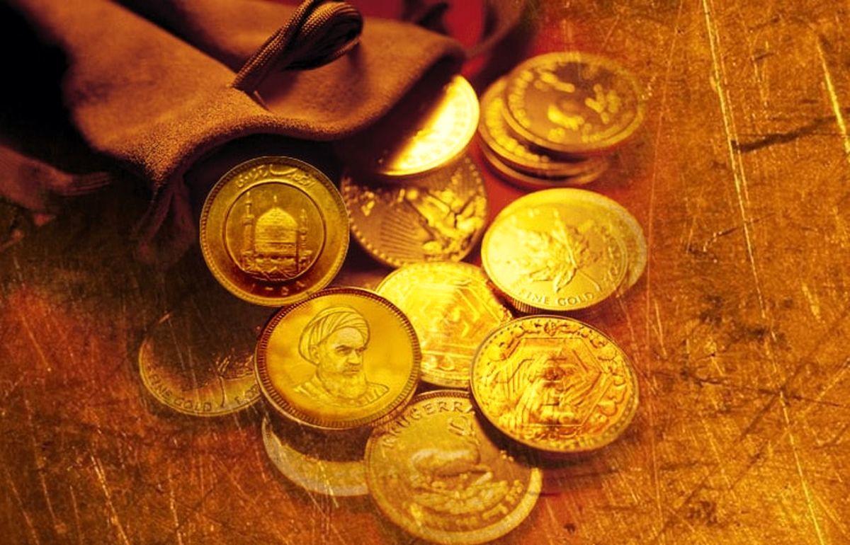 قیمت سکه طلا پایین آمد (۹۹/۱۱/۲۷) + نرخ