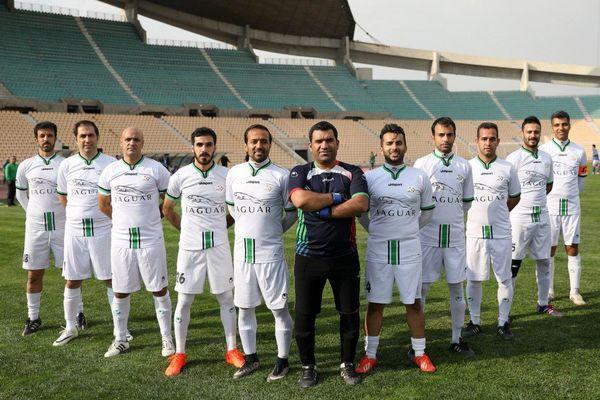 چهل روز گذشت/ بیاد ابراهیم آشتیانی دیدار ستاره های دهه 90 فوتبال ایران - رسانه ورزش؛