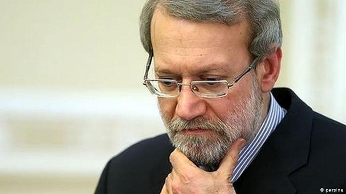 شرط علی لاریجانی برای نامزدی در انتخابات۱۴۰۰