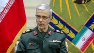 سرلشکر باقری به وزیر اطلاعات پیام داد