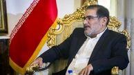 شمخانی:عوامل حمله به کشتی ایرانی منتظر پاسخ پشیمان کننده ما باشند
