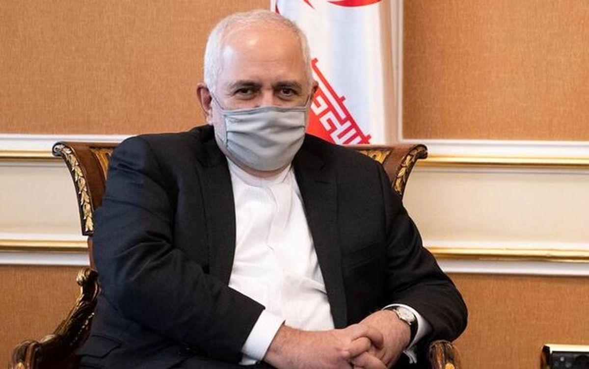 ظریف با هیأت اتحادیه کردستان عراق دیدار کرد