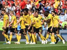 پرگلترین بازی جام جهانی روسیه پیروزی بلژیک