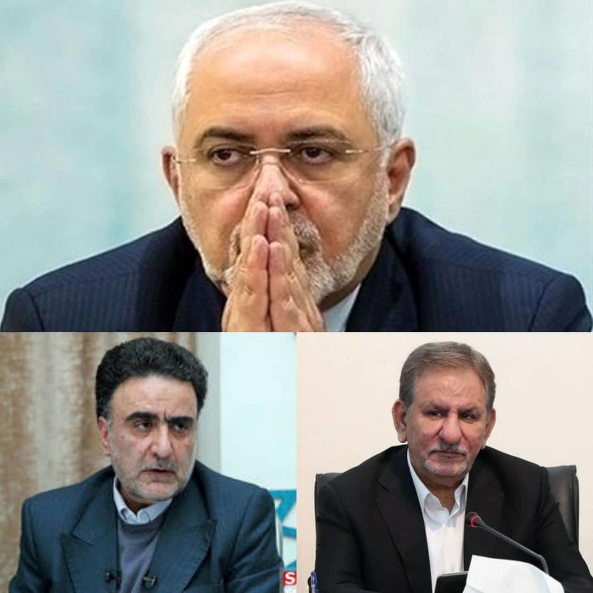 ظریف، جهانگیری و تاجزاده سه گزینه اصلی اصلاحطلبان