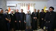 ناراحتی فرمانده عراقی از غیبت ایرانی ها در اربعین قبل