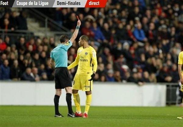 جام اتحادیه فرانسه پاریسنژرمن 10 نفره فینالیست شد