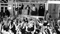چرا امام خمینی محل سکونت خود را در اسفند 57 تغییر داد؟