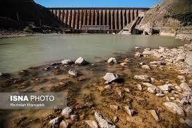 کف سد ها به گل نشست/  78سد بزرگ کشور کمتر از 40 درصد آب دارند