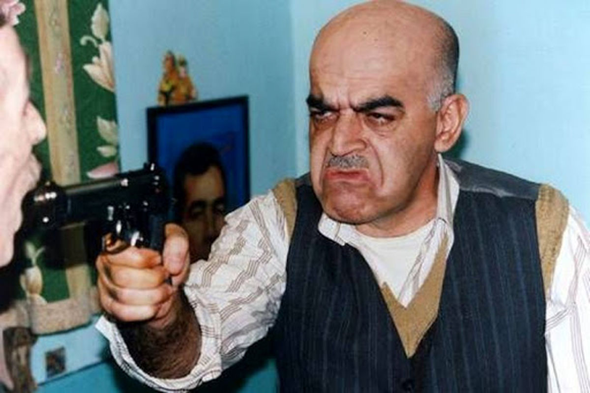حمید لولایی: بازی در نقش خشایار مستوفی باعث شد افسرده شوم!