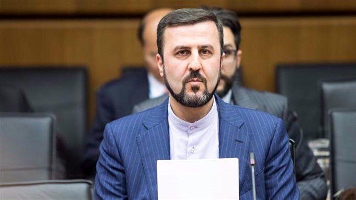 پاسخ ایران به واکنش آمریکا درباره گزارش آژانس