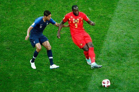لوکاکو: فرانسه شایسته قهرمانی در جام جهانی نبود