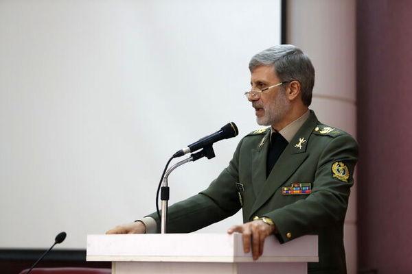 وزیر دفاع: ارزش امنیت بسیار بالاتر از بهایی است که صرف آن میکنیم