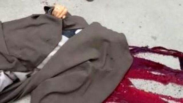 نبرد مسلحانه در تهران بر سر یک دختر + فیلم کامل ماجرا