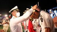 افتخارآفرینی ایران در مسابقات غواصی ارتشهای جهان
