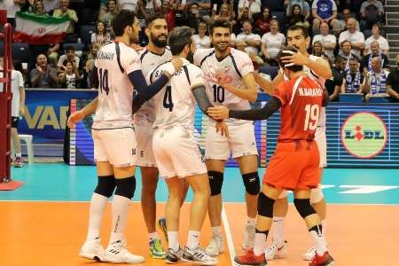 برنامه ایران در مرحله دوم والیبال قهرمانی جهان مشخص شد