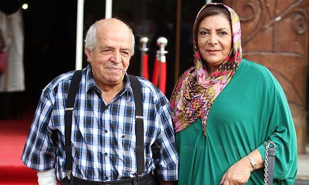 ماجرای ازدواج محسن قاضی مرادی و مهوش وقاری +فیلم