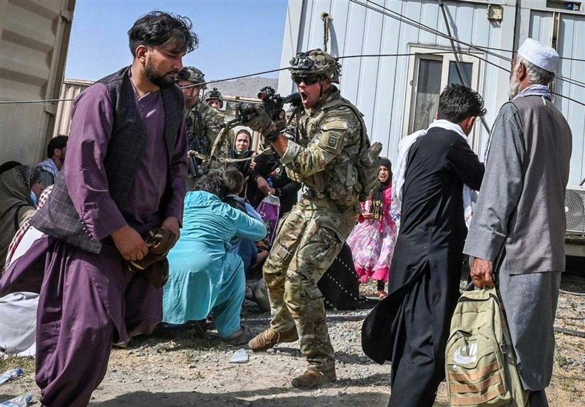 جزئیات حادثه فرودگاه کابل؛ آمریکاییها مردم را به گلوله بستند