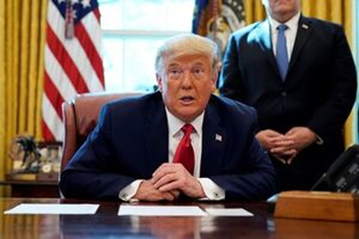 خبرنگار سی ان ان: ترامپ مثل احمدی نژاد است