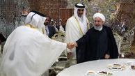 توافق ایران و عربستان پیشنهادصلح هرمز را اجرایی می کند