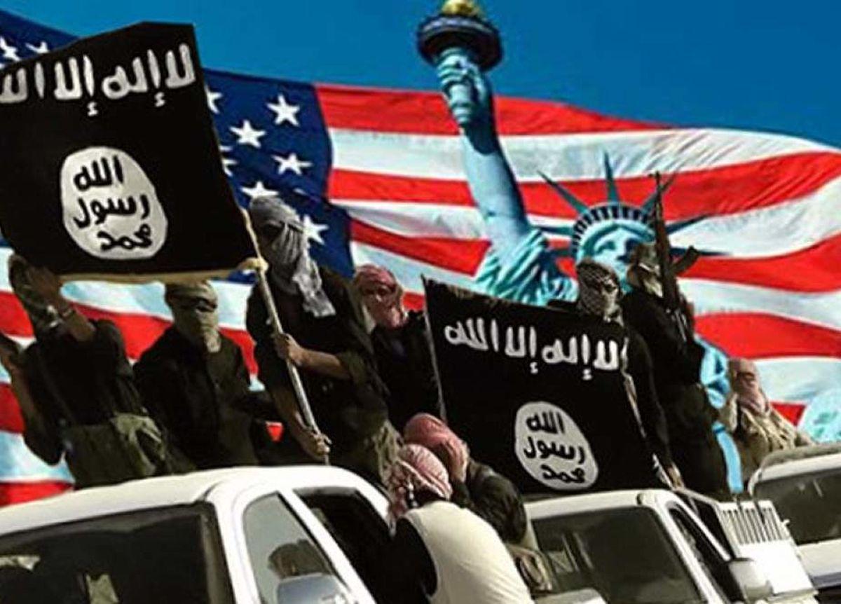 وزارت خارجه: آمریکا و داعش همرزمانی در یک جبهه هستند