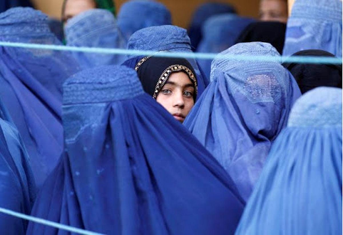 سخنگوی طالبان : بردهداری حلال و مجاز است