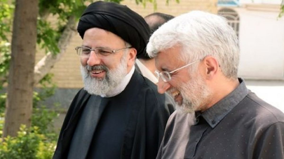 نقوی حسینی: اگر رئیسی نیاید، جلیلی در انتخابات شرکتمیکند