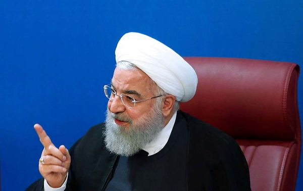 روحانی: در نیو یورک  4 کشور بزرگ واسطه شدند با ترامپ ملاقات کنم