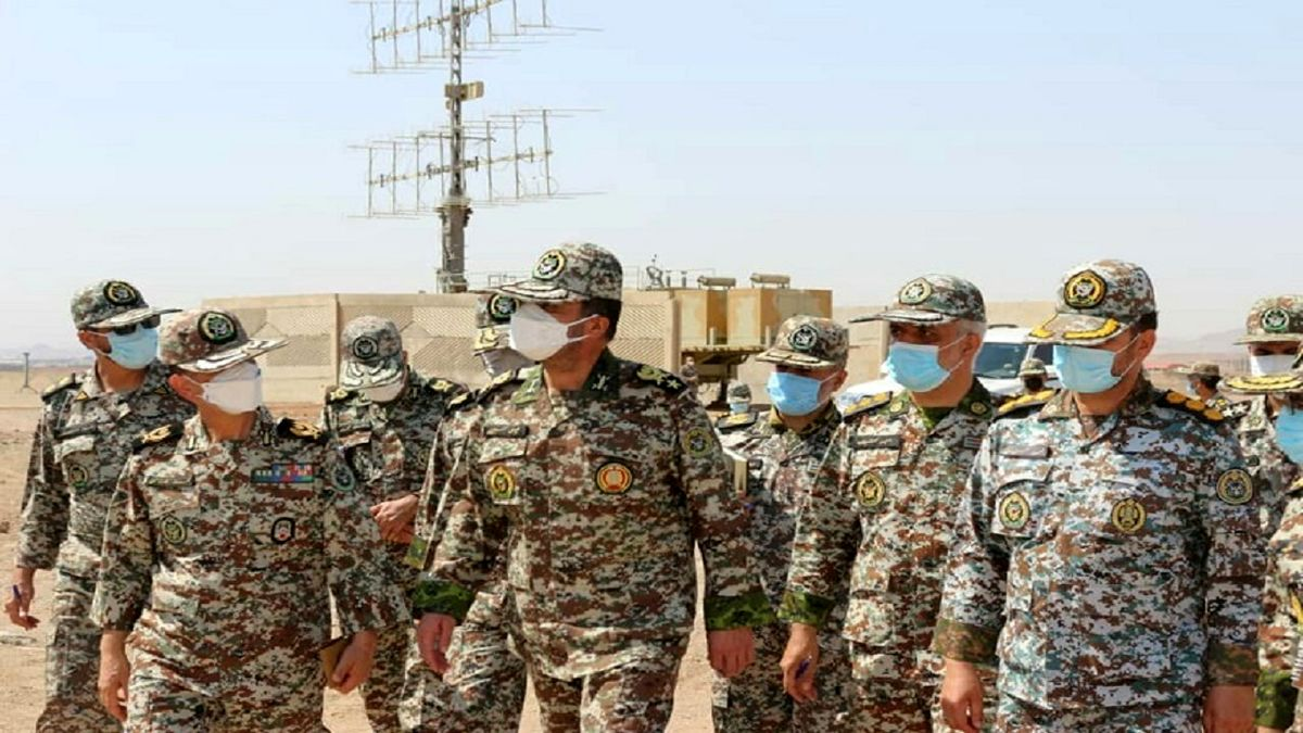امیر سرتیپ صباحیفرد: نیروی پدافند هوایی ارتش در تمامی صحنهها حرف برای گفتن دارد