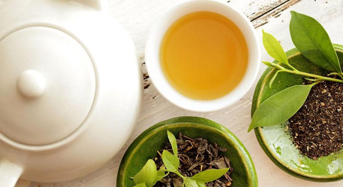 فواید چای سبز در پیشگیری از کرونا