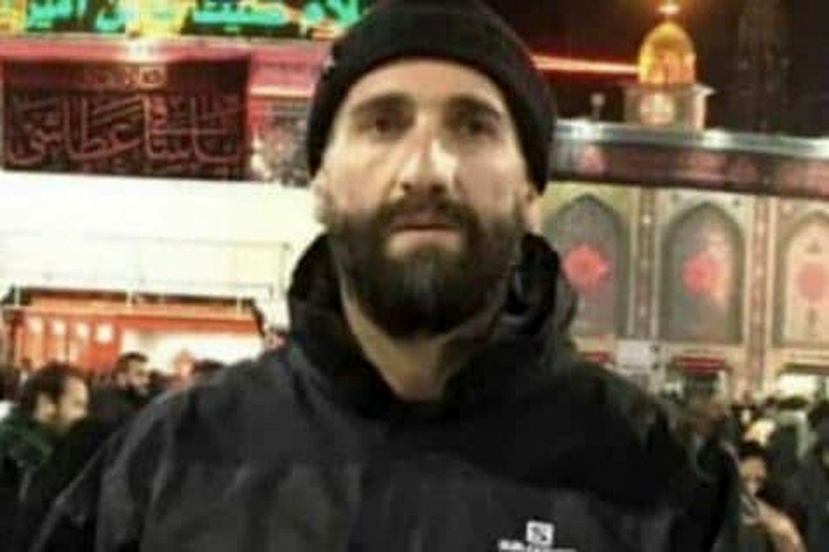 شهادت جودوکار ایرانی همراه با شهید فخری زاده