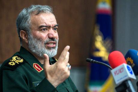 سردار فدوی: انتقام ایران از آمریکا بسیار سخت خواهد بود