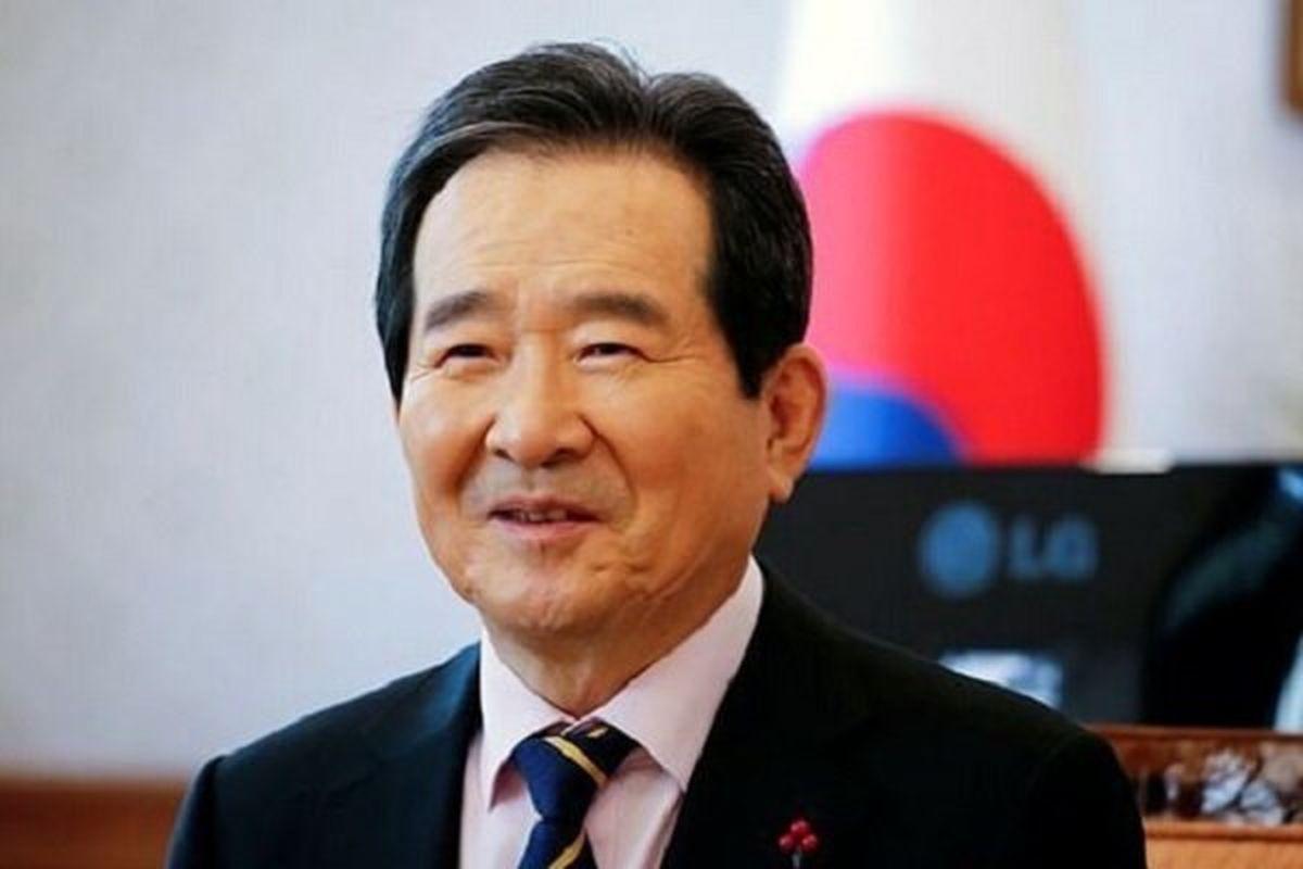 احتمال استعفای نخست وزیر کره جنوبی بعد از سفر به تهران