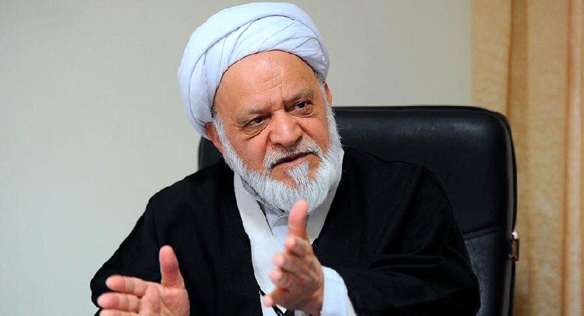 اظهارات مصباحی مقدم از بزرگترین اشتباه روحانی تا رد صلاحیت لاریجانی