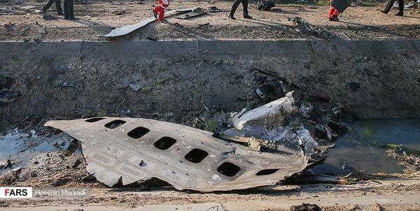 جعبه سیاه هواپیما فقط برای نظر دهی ارسال می شود اعلام نتیجه با ایران است