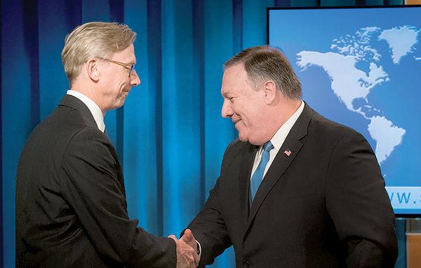 تداوم دیپلماسی اجبار
