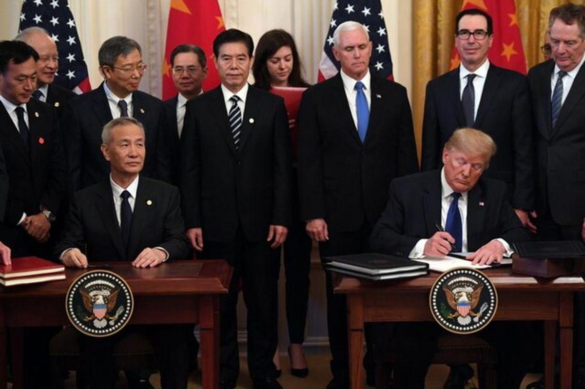 ترامپ سرمایهگذاری در ارتش چین را ممنوع کرد
