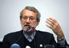 لاریجانی: اوباما 2 نامه به ایران نوشت/ مذاکرات هستهای  درخواست آمریکا بود