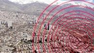 زلزله ۴.۹ ریشتری در استان فارس
