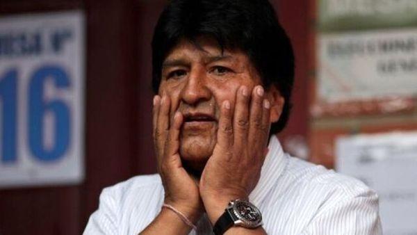 اوو مورالس، رییسجمهوری بولیوی از سمت خود استعفا داد