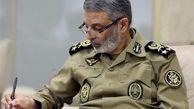 فرمانده کل ارتش: جمعیت جوان کشور از ظرفیتهای بینظیر ما است