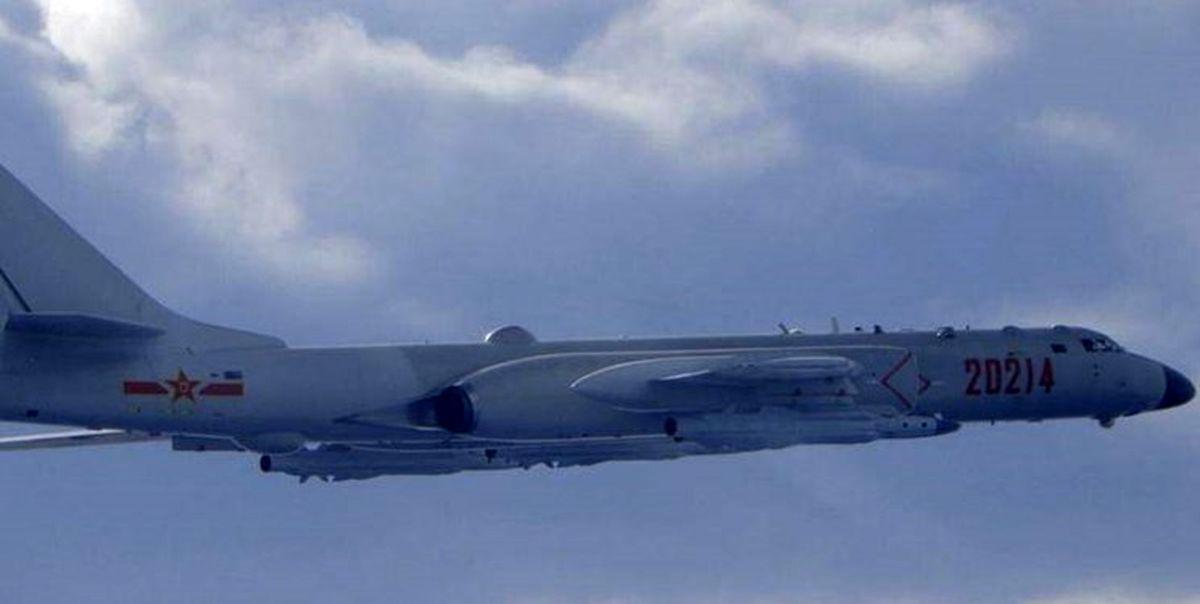تمرین بمباران اتمی پایگاه آمریکایی توسط چینیها|فیلم