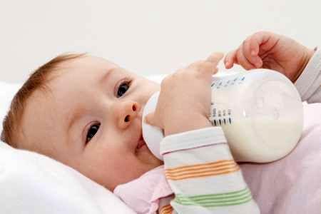 شیرخشک رژیمی برای یکسال ذخیره شد