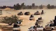داعش در یک کیلومتر مربع محاصره شده است